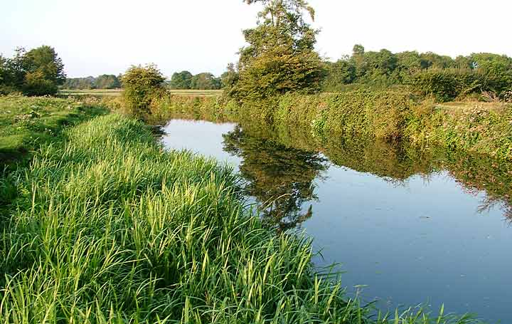 The middle Ouse at Isfield