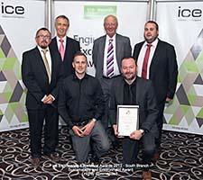 ICE Award to OART for MORPH work