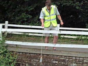 Water quality - collecting samples